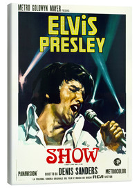 Tableau sur toile  Elvis: That's the way it is (anglais)