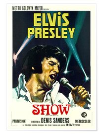 Poster Elvis: That's the way it is (anglais)