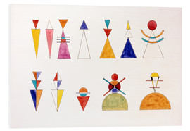 Forex  Pictures at an Exhibition, numbers - Wassily Kandinsky
