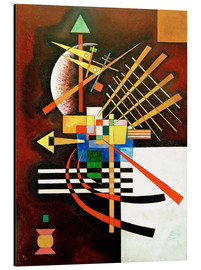 Alu-Dibond  Top and Left - Wassily Kandinsky