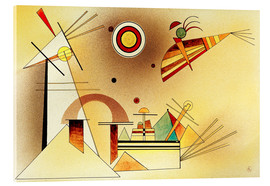 Verre acrylique  Reduced Weight - Wassily Kandinsky