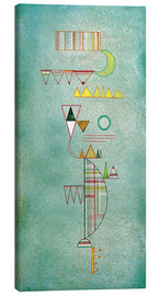 Tableau sur toile  sweetish - Wassily Kandinsky
