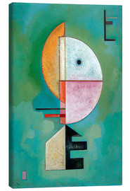 Toile  Vers le haut - Wassily Kandinsky