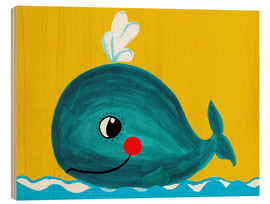 Bois  Frida, the friendly whale - Little Miss Arty