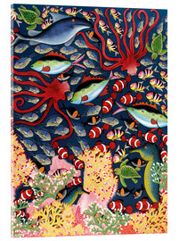 Verre acrylique  Underwater World Africa - Majidu