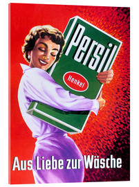 Verre acrylique  Persil - For the love of lingerie