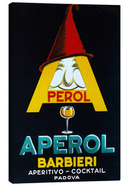 Tableau sur toile  Aperol Barbieri - Advertising Collection