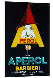 Tableau en PVC  Aperol Barbieri - Advertising Collection