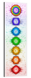 Dirk Czarnota - The Seven Chakras - Series V - Artwork II