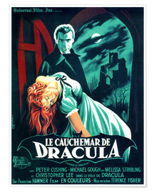 Poster  Le Cauchemar de Dracula - Entertainment Collection