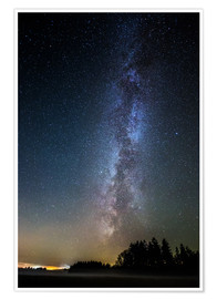 Poster  Milkyway - Oliver Henze