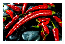 Poster Red hot Chili