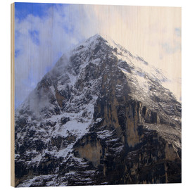 Bois  Eiger North Face - Gerhard Albicker