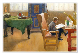 Poster  Document - Carl Larsson