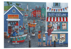 Peter Adderley - Seaside icecreams