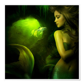 Elena Dudina - The mermaid