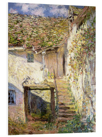 Forex  L'escalier - Claude Monet