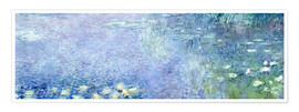 Claude Monet - Waterlilies image 2