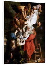 Forex  Descent from the Cross - Peter Paul Rubens