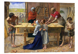 Forex  Christ in the House of His Parents - Sir John Everett Millais