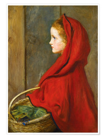 Poster Red Riding Hood