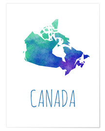 Poster Canada