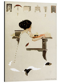 Alu-Dibond  Know all men by these presents - Clarence Coles Phillips