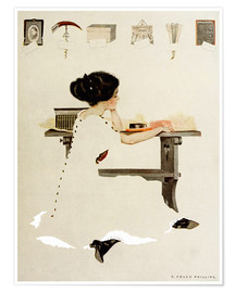 Poster  Know all men by these presents - Clarence Coles Phillips