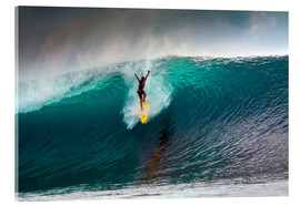Paul Kennedy - Extreme surfing huge wave - Mentawai Islands