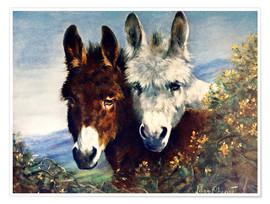 Lilian Cheviot - The Wise Ones (Donkeys)