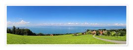 Poster  Bodensee - fotoping
