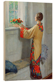 Bois  New day - William Henry Margetson
