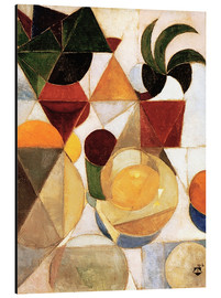 Alu-Dibond  Composition III Nature Morte - Theo van Doesburg