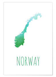 Poster Norway