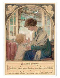 Poster A Child's Prayer
