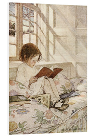 Jessie Willcox Smith - Picture Books in Winter