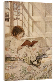 Bois  Picture Books in Winter - Jessie Willcox Smith