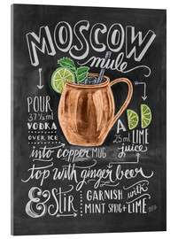 Lily & Val - Recette du Moscow mule (anglais)