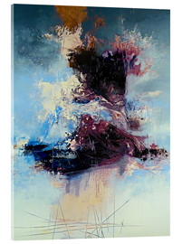 Tableau en verre acrylique  Catharsis - THE USUAL DESIGNERS