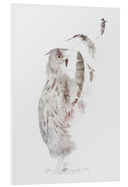Tableau en PVC  Fade-out - Robert Farkas
