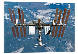 Tableau en PVC  Station spatiale internationale - NASA