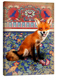 Toile  Le renard - Mandy Reinmuth