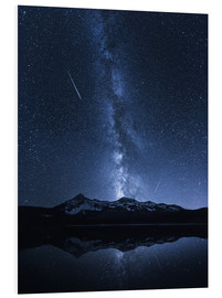 Forex  Galaxies Reflection - Toby Harriman