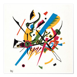 Poster  Petits mondes - Wassily Kandinsky