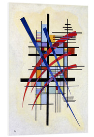 Forex  Signes avec accompagnement - Wassily Kandinsky