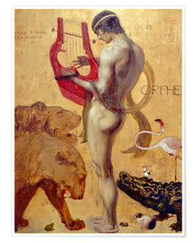 Poster Orpheus