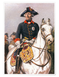 Poster Frederick the Great