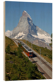 Bois  Excursion to the Matterhorn - Hans-Peter Merten