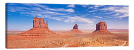 Toile  Monument Valley Navajo - Neale Clarke