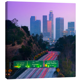 Toile  Route 110, Los Angeles, California, United States of America, North America - Alan Copson